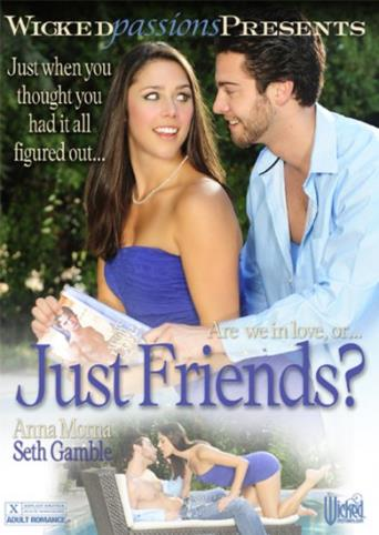 Just Friends from Wicked front cover