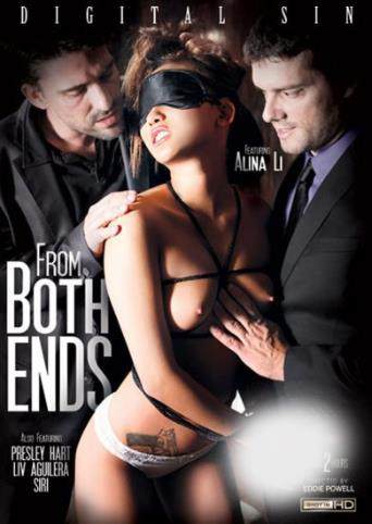 From Both Ends from Digital Sin front cover