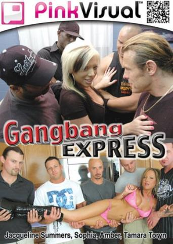 Gangbang Express from Pink Visual front cover