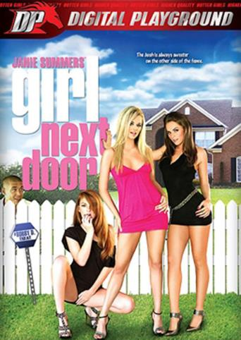 Janie Summers The Girl Next Door from Digital Playground front cover