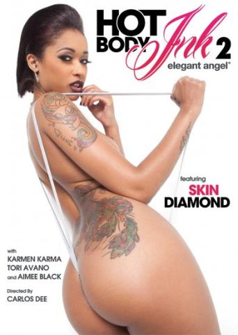 Hot Body Ink 2 from Elegant Angel front cover