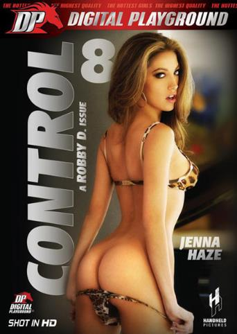 Control 8 from Digital Playground front cover