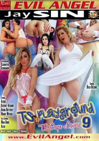 Ts Playground 9 from Evil Angel: Jay Sin front cover