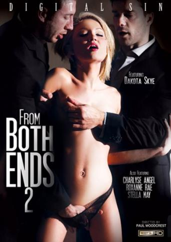 From Both Ends 2 from Digital Sin front cover