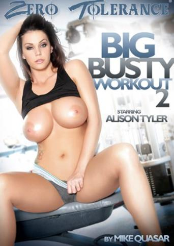 Big Busty Workout 2 from Zero Tolerance front cover