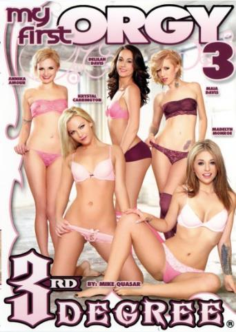 My First Orgy 3 from 3rd Degree front cover