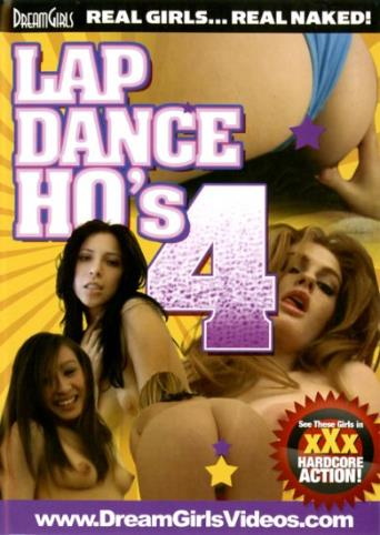 Lap Dance Ho's 4 from DreamGirls front cover