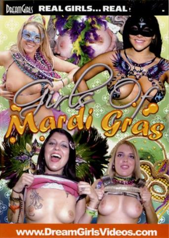 Girls Of Mardi Gras from DreamGirls front cover