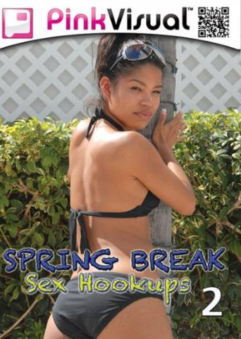 Spring Break Sex Hookups 2 from Pink Visual front cover
