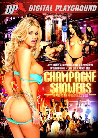 Champagne Showers from Digital Playground front cover