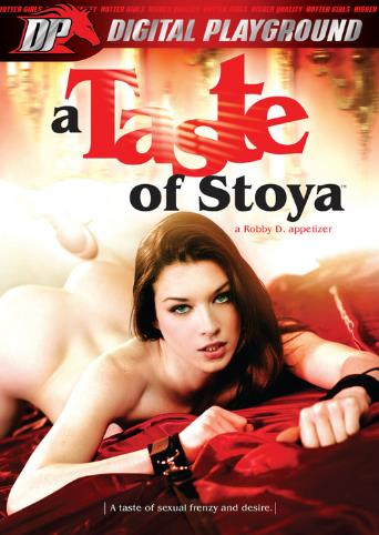 A Taste Of Stoya from Digital Playground front cover