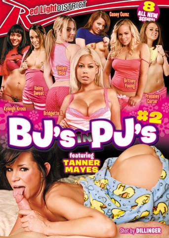 Bj's In Pj's 2 from Red Light District front cover