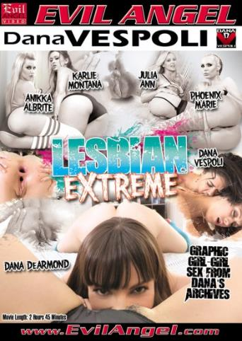 Lesbian Extreme from Evil Angel front cover