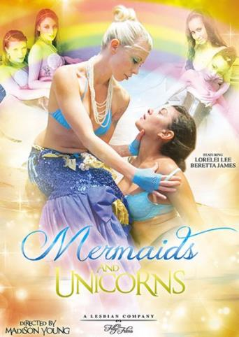 Mermaids And Unicorns from Filly Films front cover
