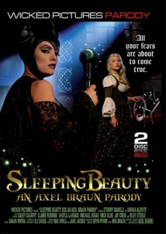 Sleeping Beauty An Axel Braun Parody from Wicked front cover