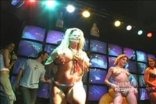 Naked Nightclub Contests