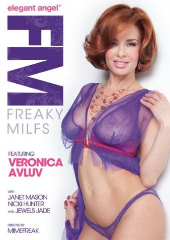 Freaky MILFs from Elegant Angel front cover