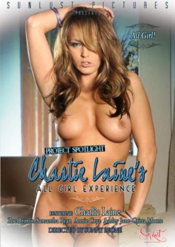 Project Spotlight Charlie Laine's All Girl Experience from SunLust Pictures front cover
