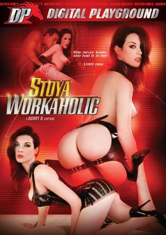 Stoya Workaholic from Digital Playground front cover