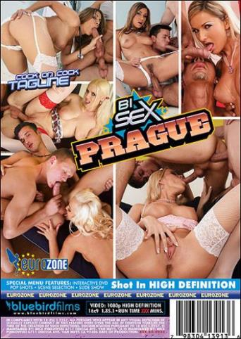 Bi-Sex Prague from Bluebird Films back cover