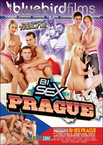 Bi-Sex Prague from Bluebird Films front cover
