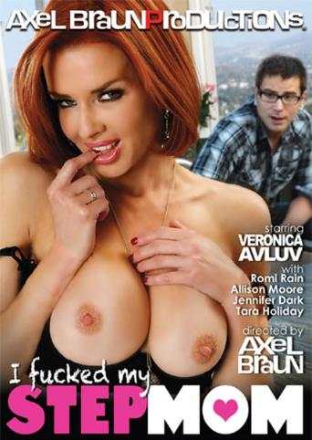 I Fucked My Stepmom from Axel Braun front cover