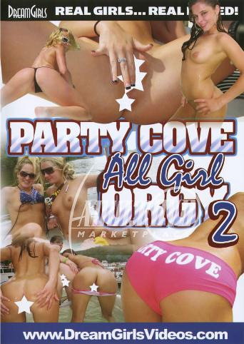 Party Cove All Girls Orgy 2 from DreamGirls front cover