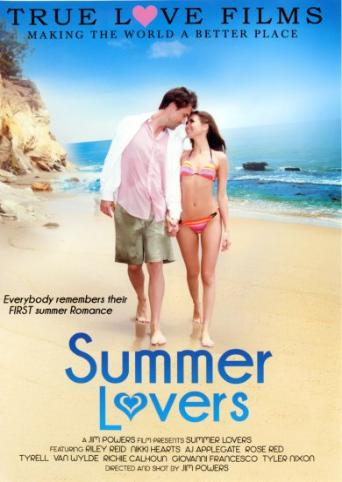 Summer Lovers from True Love Films front cover