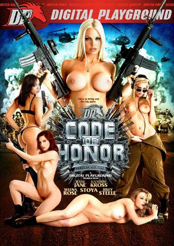 Code Of Honor from Digital Playground front cover