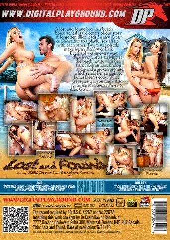 Lost And Found from Digital Playground back cover