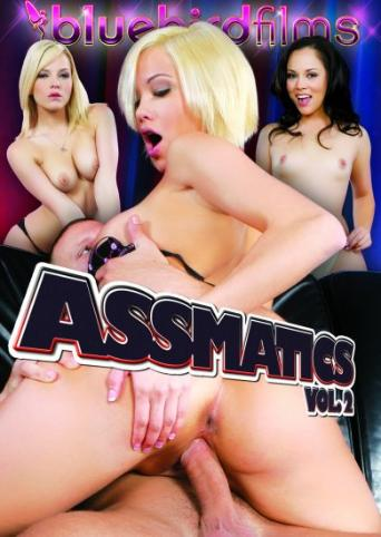 Assmatics 2 from Bluebird Films front cover