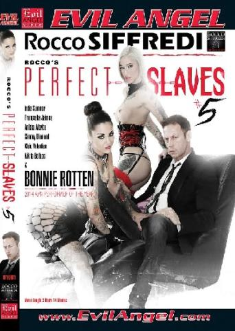 Perfect Slaves 5 from Evil Angel: Rocco Siffredi front cover