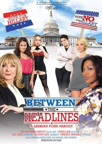 Between The Headlines from Filly Films front cover