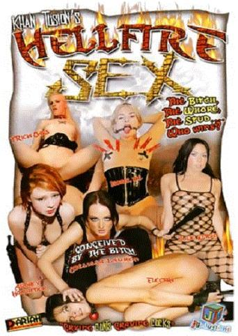 Hellfire Sex from JM Productions front cover