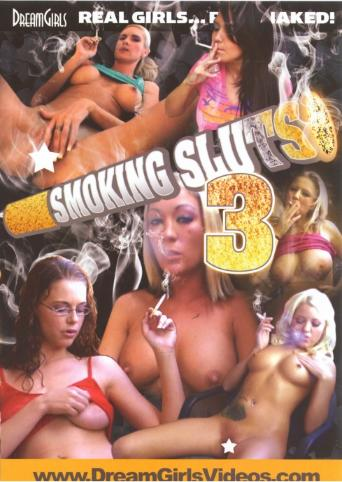 Smoking Sluts 3 from DreamGirls front cover