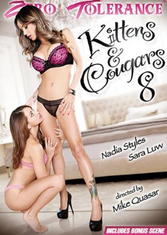 Kittens And Cougars 8 from Zero Tolerance front cover
