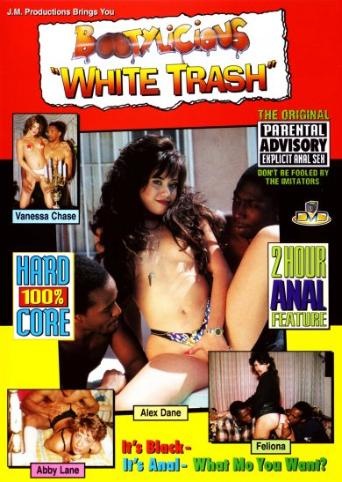 Bootylicious White Trash from JM Productions front cover