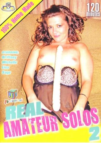 Real Amateur Solos 2 from JM Productions front cover