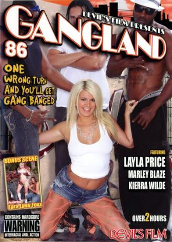 Gangland 86 from Devil's Film front cover