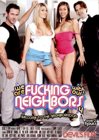 We Are Fucking With Our Neighbors 4 from Devil's Film front cover