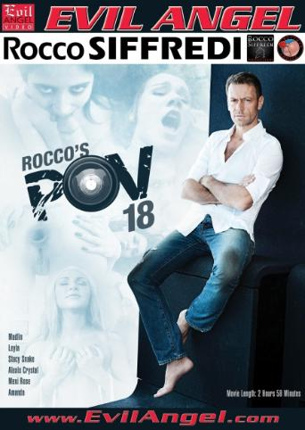 Rocco's POV 18 from Evil Angel: Rocco Siffredi front cover