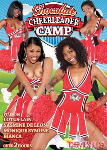 Chocolate Cheerleader Camp from Devil's Film front cover