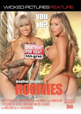 Roomies from Wicked front cover
