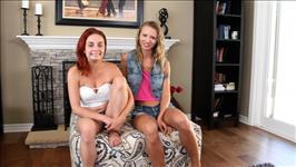 Amateur Lesbian Auditions Scene 4