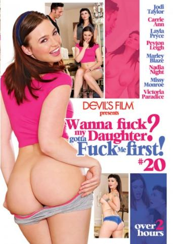 Wanna Fuck My Daughter Gotta Fuck Me First 20 from Devil's Film front cover