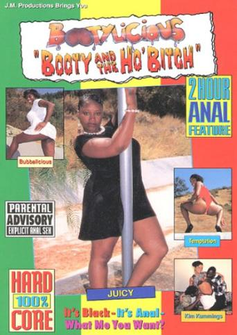 Bootylicious Booty And The Ho' Bitch from JM Productions front cover