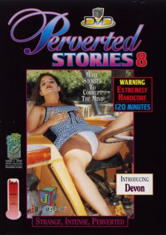 Perverted Stories 8 from JM Productions front cover