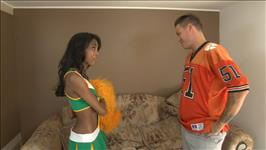 Chocolate Cheerleader Camp 3 Scene 3