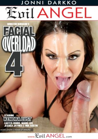 Facial Overload 4 from Evil Angel: Jonni Darkko front cover