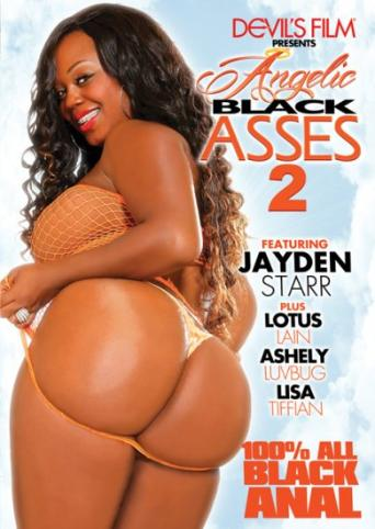 Angelic Black Asses 2 from Devil's Film front cover